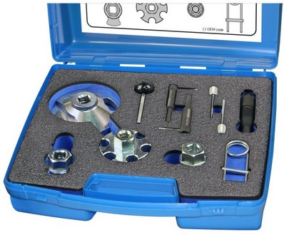 GOV GO718 - KIT ATTREZZI PER MESSA IN FASE MOTORI VW DIESEL 2.7 / 3.0 / 4.0 / 4.2 TDI V6/V8